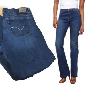 Levi's Jeans - Levi's 512 Bootcut Perfectly Slimming Jeans